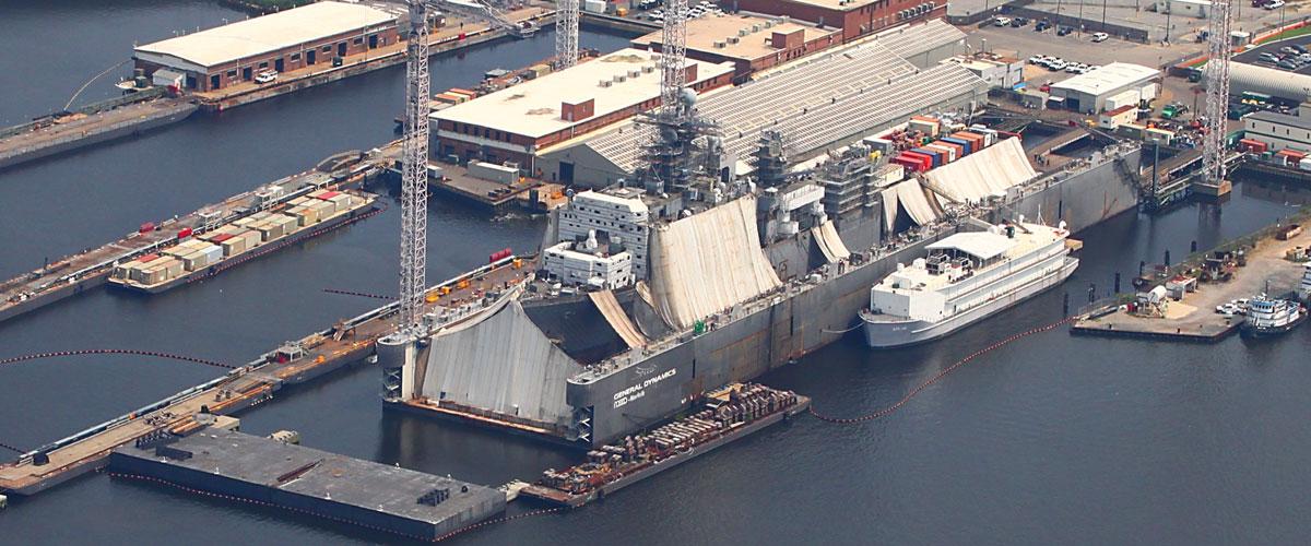General Dynamics NASSCO-Norfolk